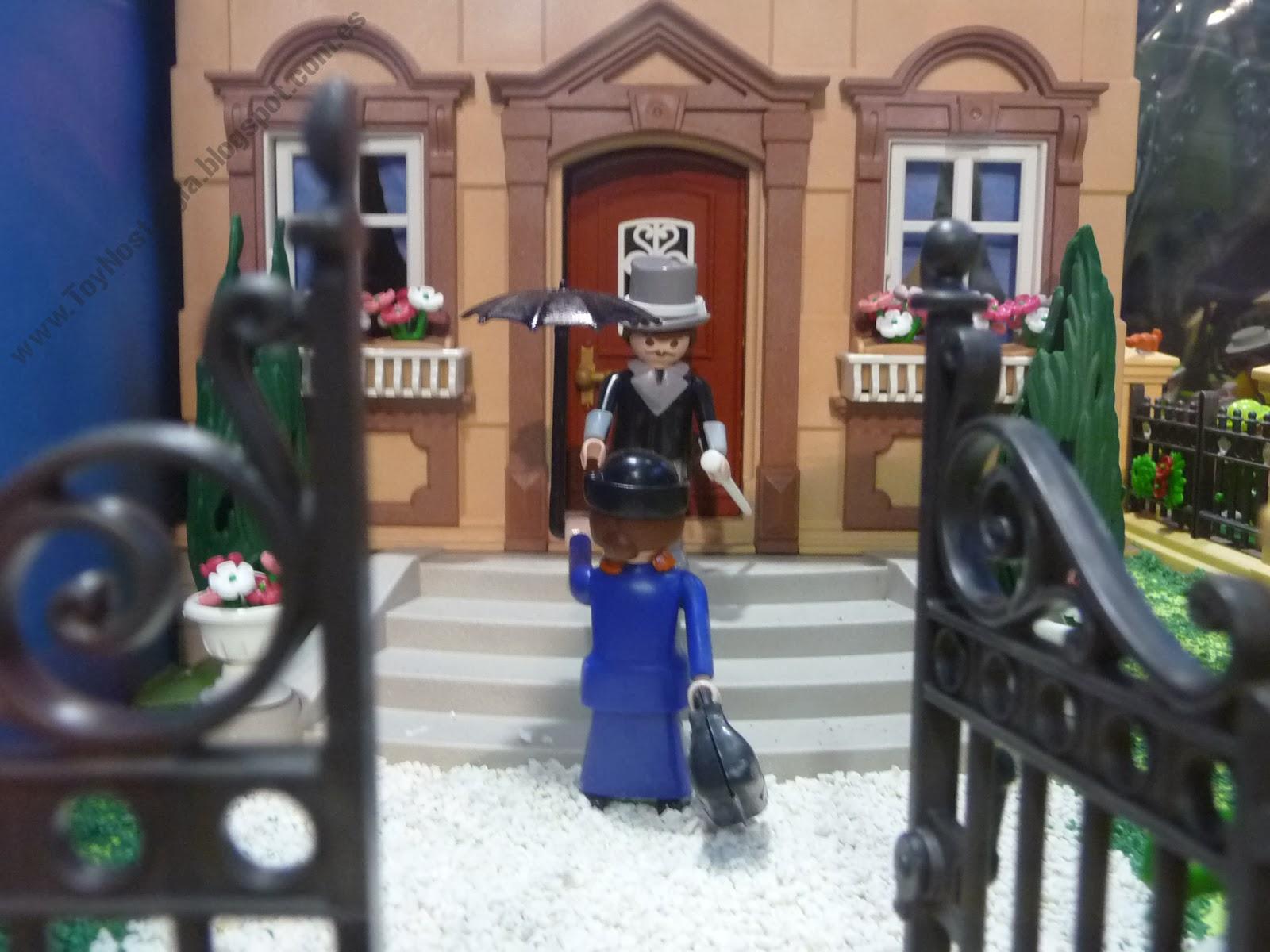 diorama Playmobil Fantasía Fantasie Cuentos