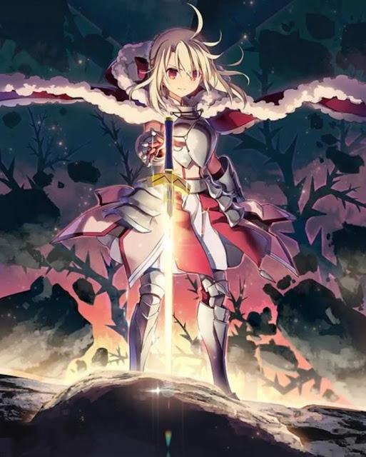 Anime Fate/kaleid liner Prisma Illya mendapatkan Film Teatrikal Baru
