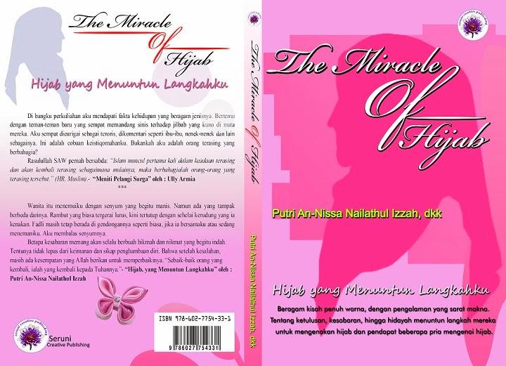"Telah Terbit!!! Antologi Kisah Inspiratif ""The Miracle of Hijab"""