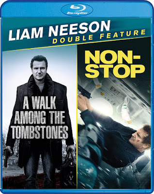 Liam Neeson Double Feature Walk Among Tombstones Non Stop Bluray