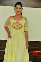 Teja Reddy in Anarkali Dress at Javed Habib Salon launch ~  Exclusive Galleries 024.jpg