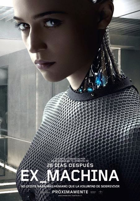 EX MACHINA (Alex Garland-2015)