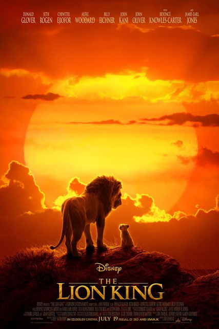 Disney The Lion King Movie Poster