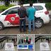 Polícia Militar prende homem por Ameaça/violência doméstica e posse ilegal de arma de fogo em Eldorado