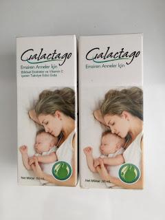 Anne Sütünü Arttırıcı Galactago Damla