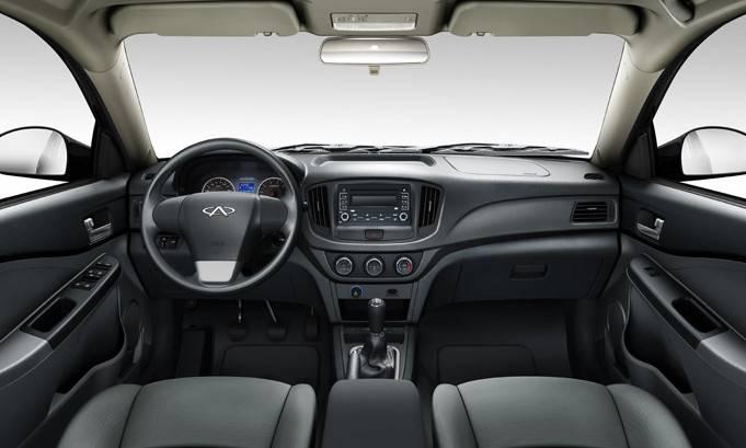 سيارة شيري انفي 2018