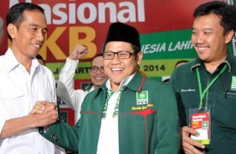 Pemuda-Pemudi Bengkulu Minta Jokowi Gandeng Cak Imin di Pilpres 2019