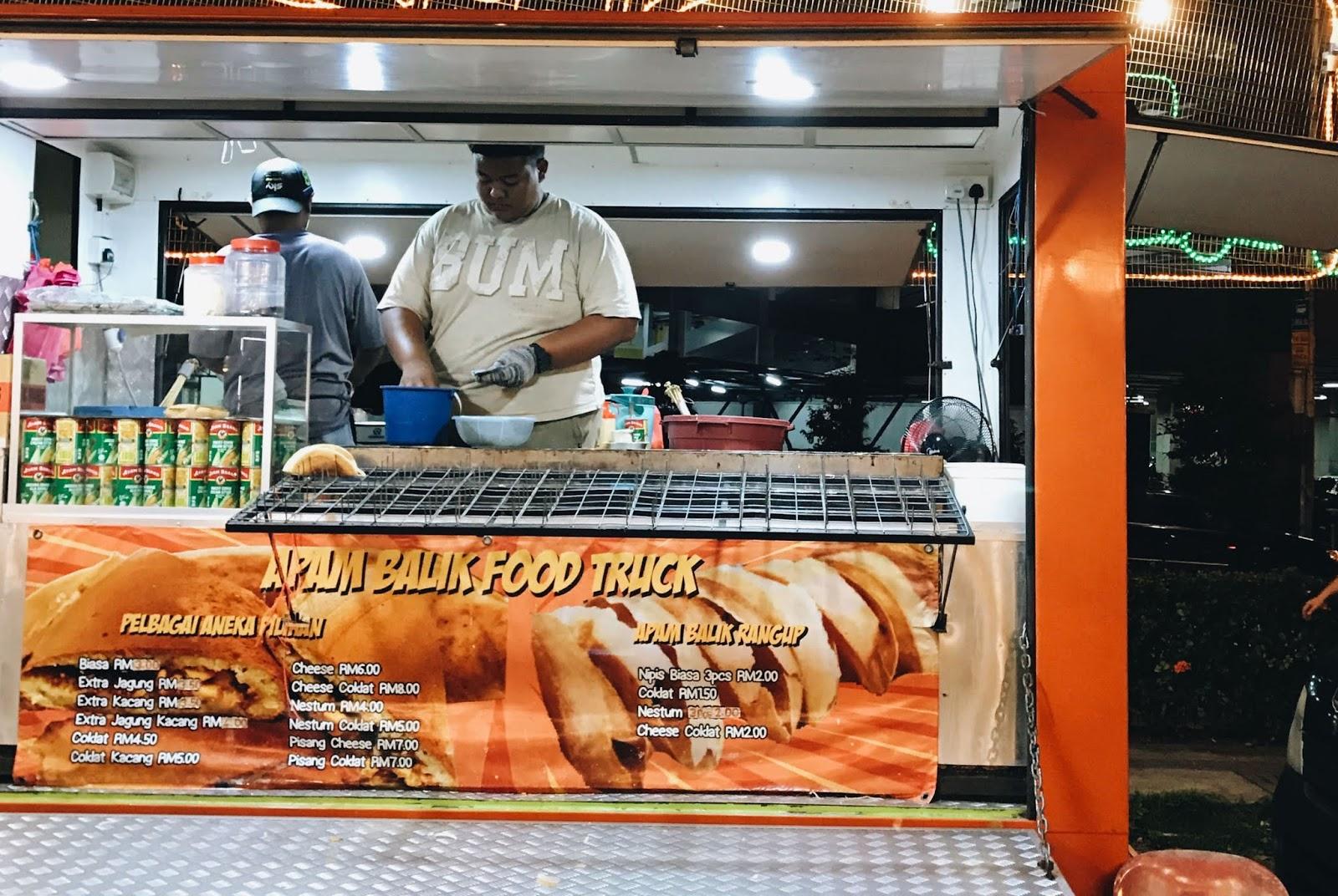 Co zjeść w Malezji w Penang w Georgetown