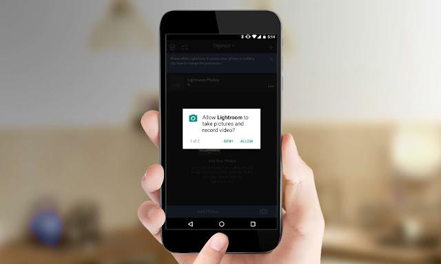 Permissões de Aplicativo no Android Nougat