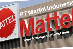 Lowongan Kerja PT Mattel Indonesia Via Email