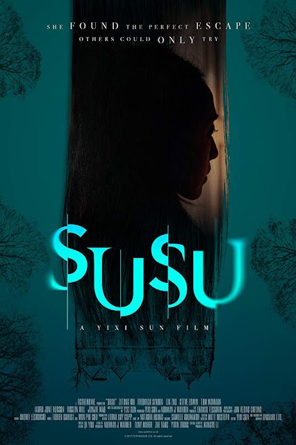 Susu 2018 horror movie poster