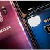 Perbandingan Samsung Galaxy S9 baru dengan iPhone X