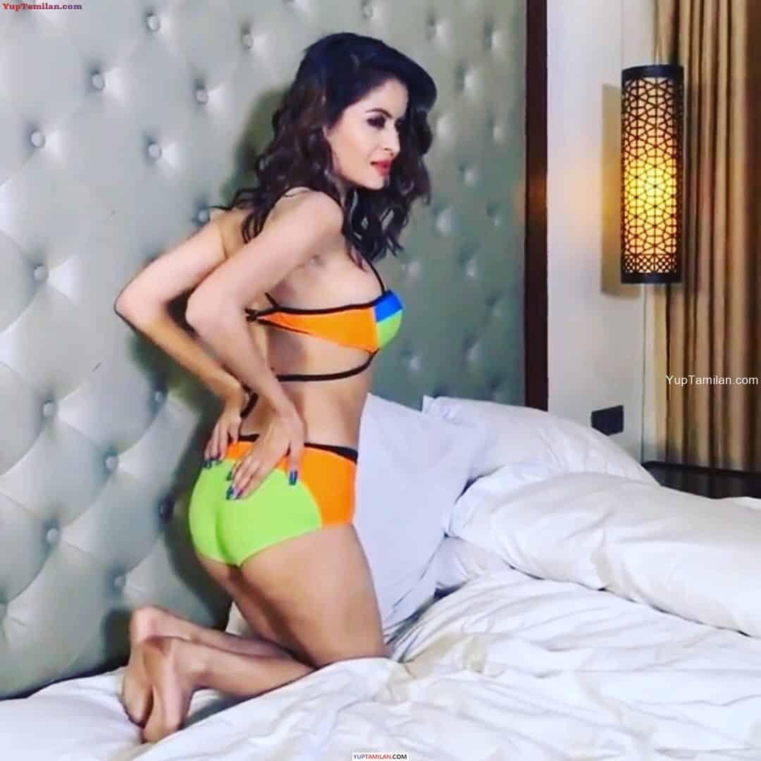 Gehana Vasisth Hot Bikini Photoshoot Picture