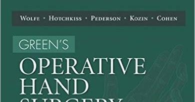 Green's Operative Hand Surgery: The Pediatric Hand E