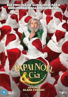 Papai Noel e Cia - BDRip Dual Áudio