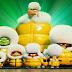 Angry Birds 2 - O Filme traz boas gargalhadas com uma  boa trilha sonora..