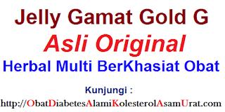 Harga Jual jelly gamat gold G Asli Original Multi khasiat