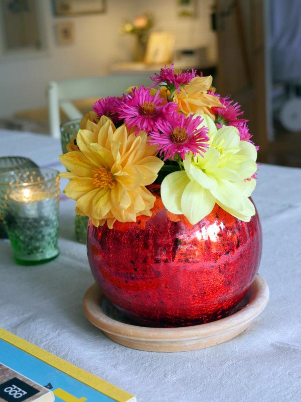 Katieshome BlumenFreitag im Oktober