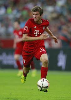 Thomas Müller 2015