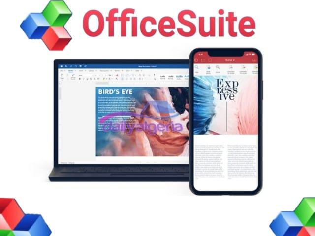 تنزيل OfficeSuite  لنظام التشغيل Windows اخر اصدار