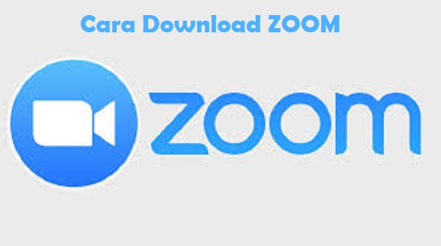 Cara Download Zoom