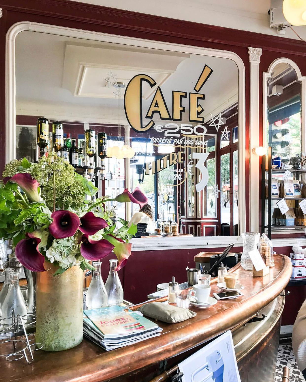 Weekday Wanderlust | City Guide: Autumn Days & 3 Favourite Places in Paris for Coffee, Brunch & Pastries
