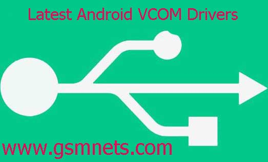 Latest Android VCOM Drivers Download