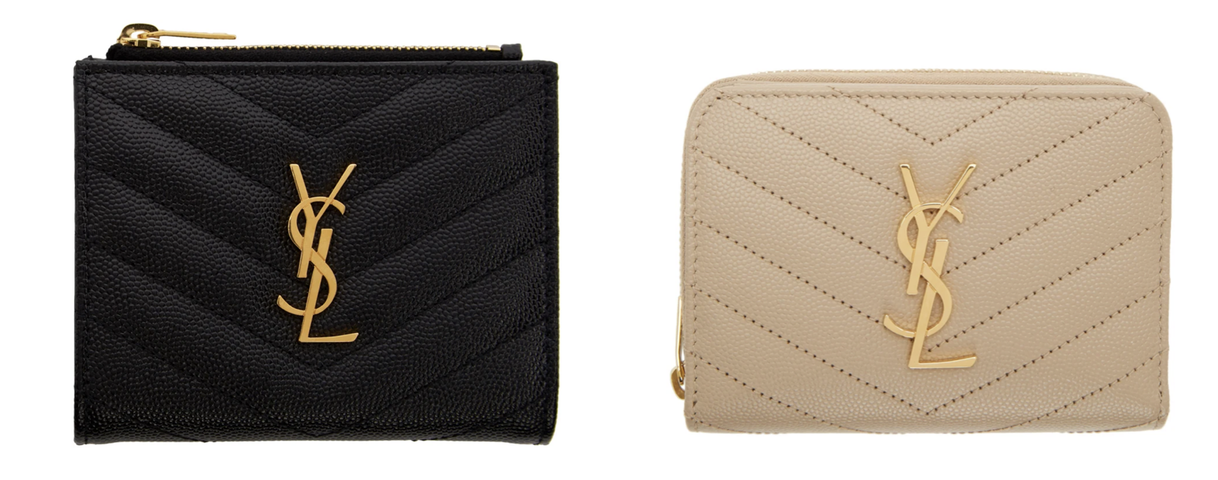 SAINT-LAURENT-wallet-卡包-短夾