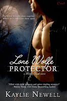 Lone Wolfe Protector by Kaylie Newell, Interview by Tomes and Tequila blog