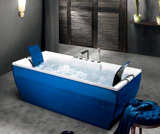 Colored Freestanding Bathtubs