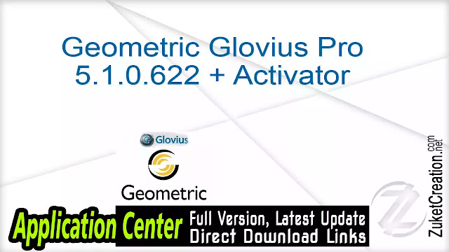 Geometric Glovius Pro 5.1.0.622 + Activator