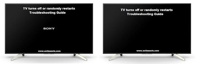 LED TV turns off or randomly restarts   Troubleshooting Guide