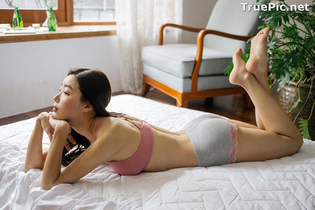 Image Korean Fashion Model - Jin Sol and Eun Hye - Ullala Lingerie Sets - TruePic.net - Picture-2