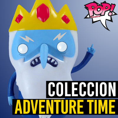 Coleccion de funko pop de Adventure Time lista completa