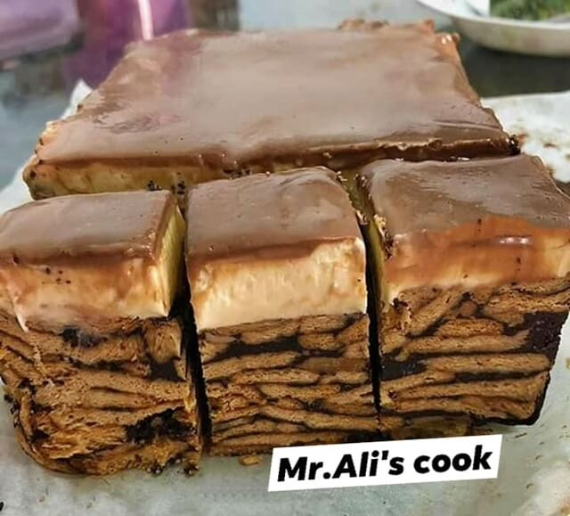 Kek Batik Indulgence Cadbury