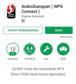 aplikasi ando dummper