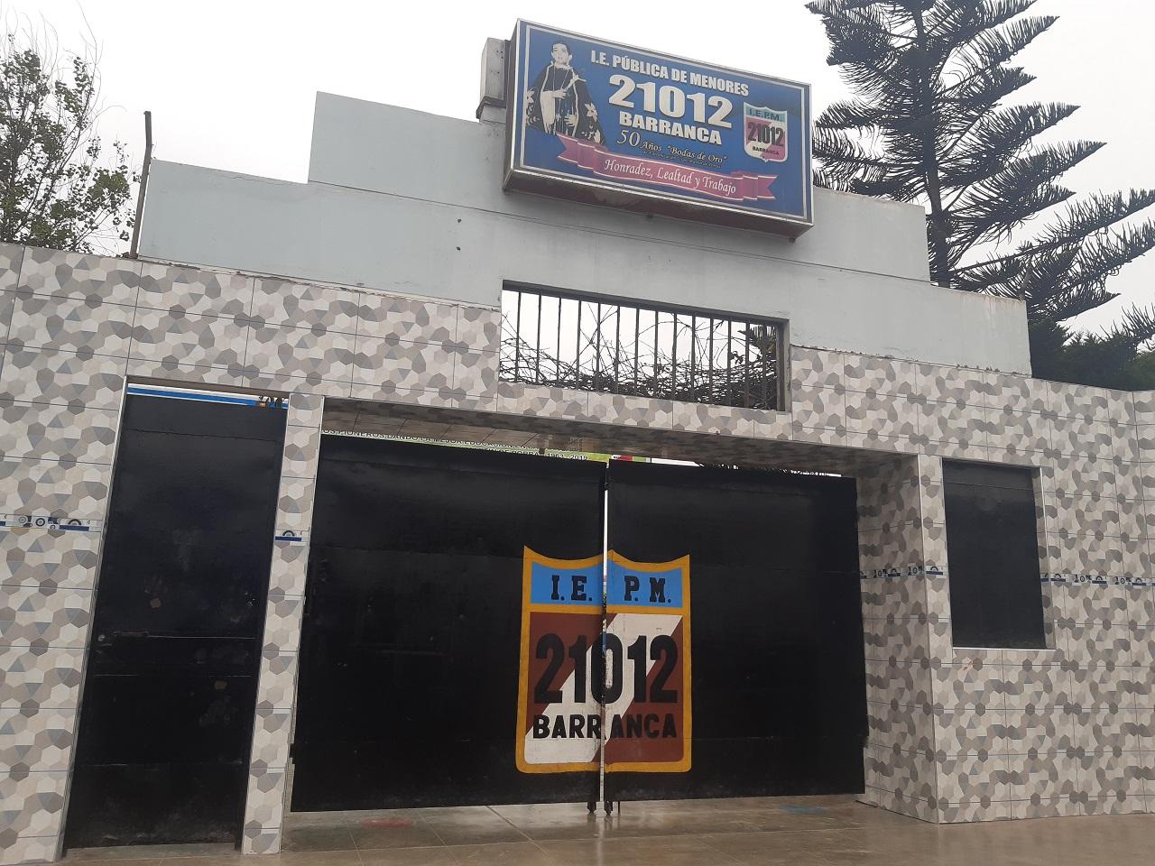 Escuela 21012 - Barranca