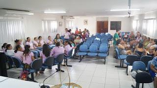 Secretaria de Assistência Social realiza mais uma pré-conferência