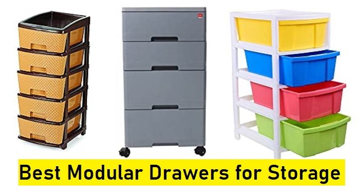 Best Modular Drawers in India