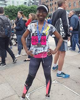 black female blogger UK