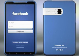 Facebook Phone Concept Leaked