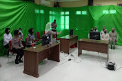 Ikuti Webinar Kesehatan, Ketua Bhayangkari Cabang Serang: Eduksi Kesehatan Ini Sangat Bermanfaat