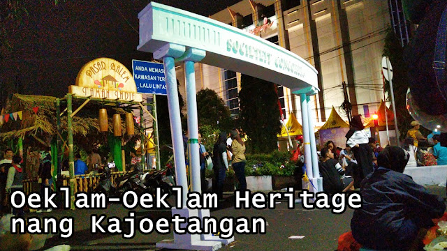 oeklam-oeklam heritage nang kajoetangan
