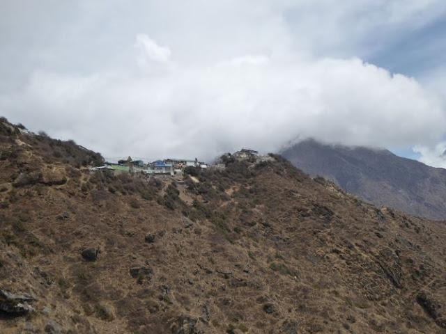 villaggio di mong