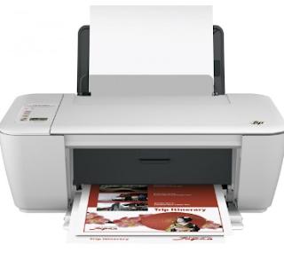 HP Deskjet 2545 hat eine recht kompakte Größe mit den Abmessungen 425 x 306 x 157 mm und wiegt nur 3,6 kg.