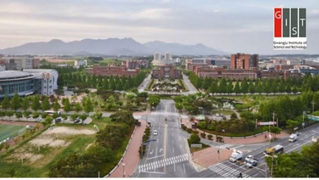 GIST International Scholarships in South Korea 2021