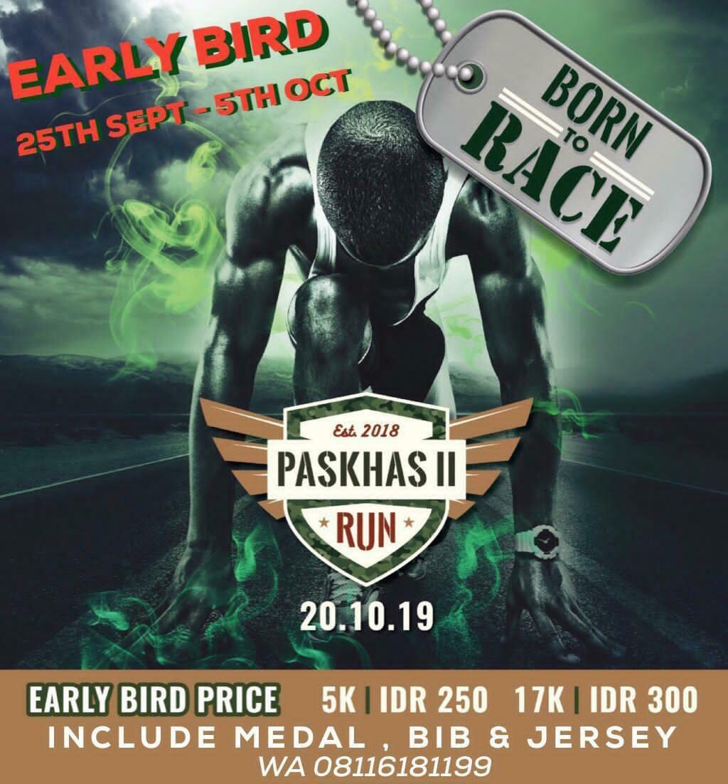 Paskhas Run II • 2019