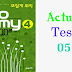 Listening Actual Test 5 Economy TOEIC Volume 4