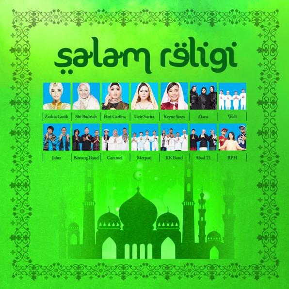 Full Album Various Artists (Salam Religi) 2017