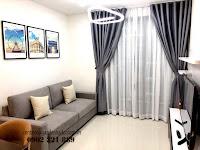 Căn hộ full nội thất tòa Orchid 2 HaDo Centrosa cho thuê - sofa phòng khách
